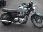 TRIUMPH 2001 BONNEVILLE WRECKING