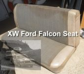 For sale: 1969 Falcon  XW Original  bench seat