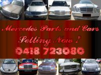For sale: Merc Parts 1988 to 2003 Most Models
